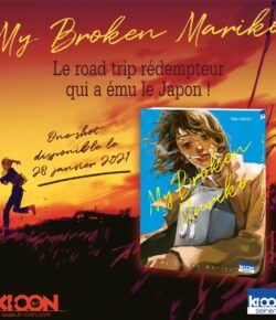 Nouvelle Licence Ki-oon: My Broken Mariko