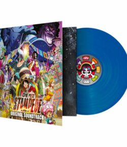 Vinyle One Piece Stampede