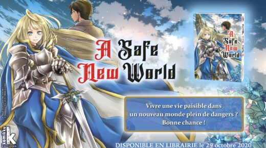 Nouvelle Licence Komikku: A Safe New World